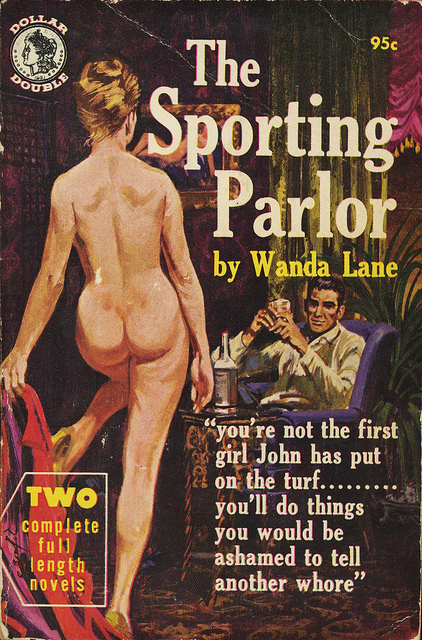 Paperback, Dollar Double Books 1962
