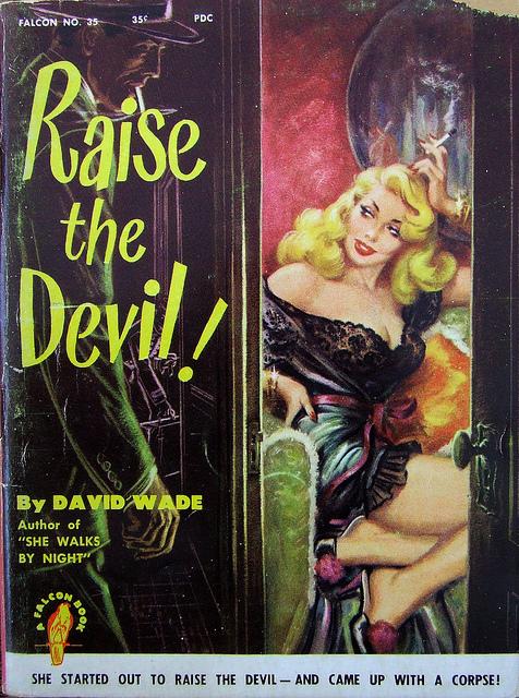 Paperback, Falcon Books 1952