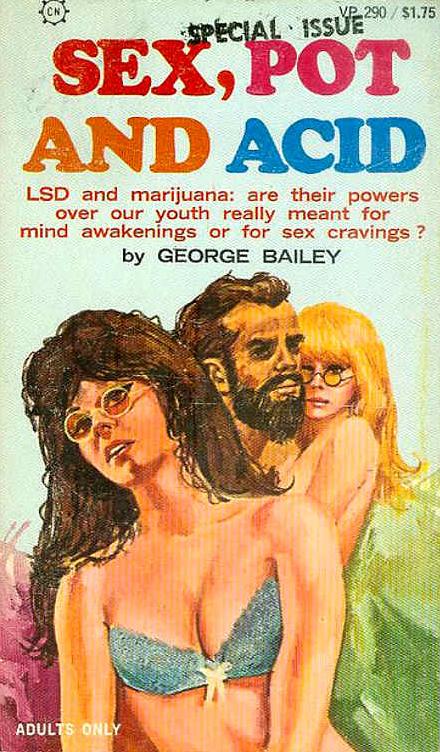 Paperback, Hourglass Books 1968