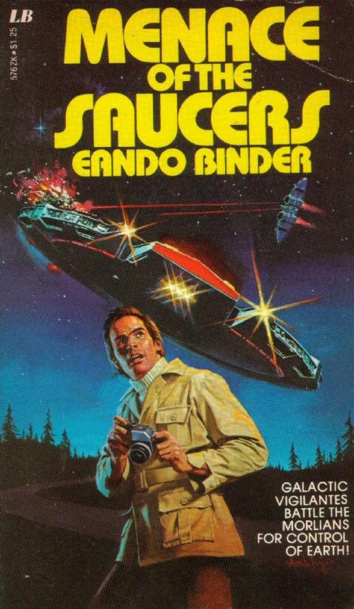 Paperback, Lancer Books 1969