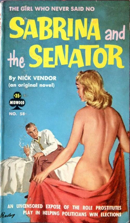 Paperback, Midwood 1960
