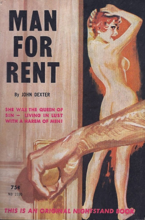 Paperback, Nightstand Books 1962
