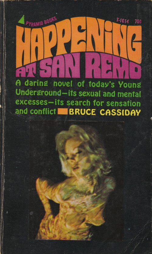 Paperback, Pyramid Books 1967