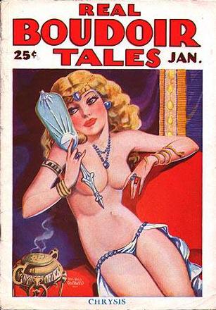 Real Boudoir Tales, januar 1935