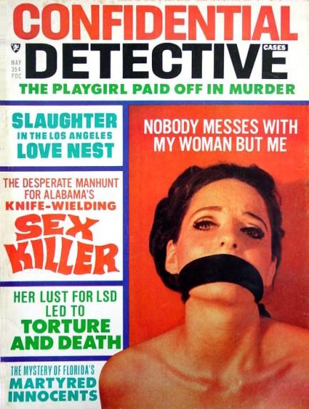 Confidential Detective, maj 1968