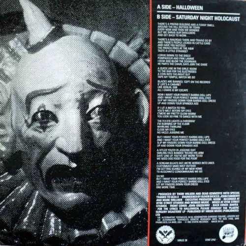 Dead Kennedys, Halloween 1982_bagside (1)