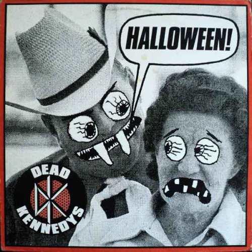 Dead Kennedys, Halloween 1982_bagside (2)