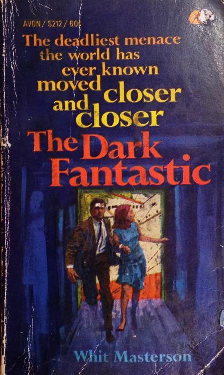 Paperback, Avon Books 1966. Forsiden er malet af Bob Abbett