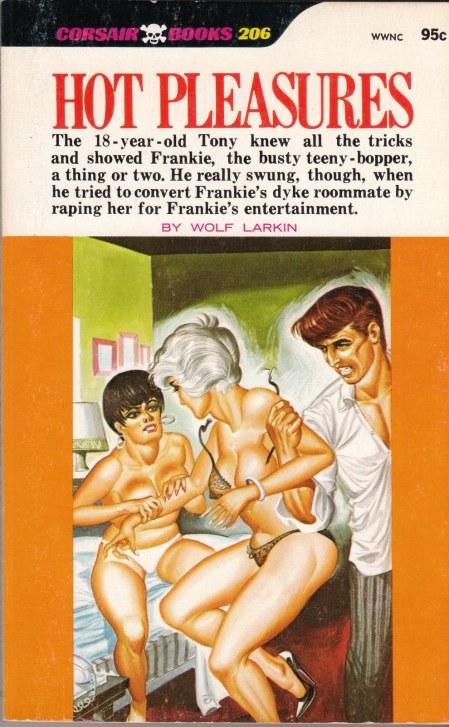 Paperback, Corsair Publications 1967