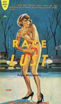 Paperback, Kozy Books 1953
