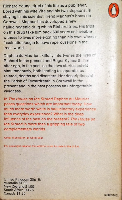 Paperback, Penguin Books 1970