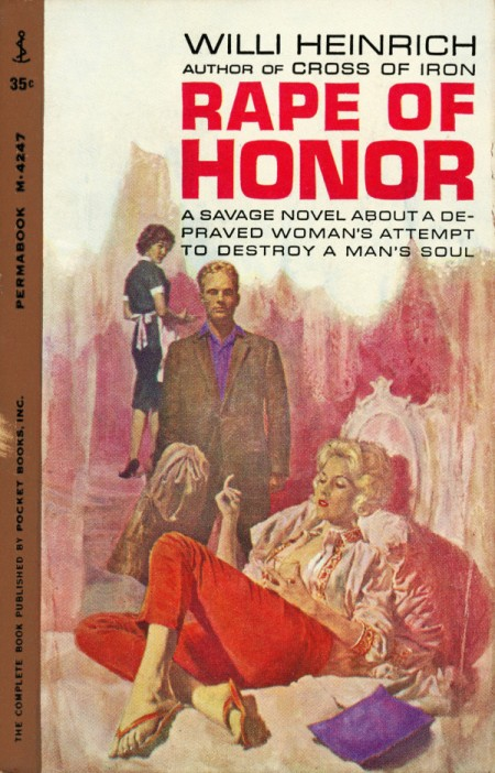 Paperback, Permabooks 1962