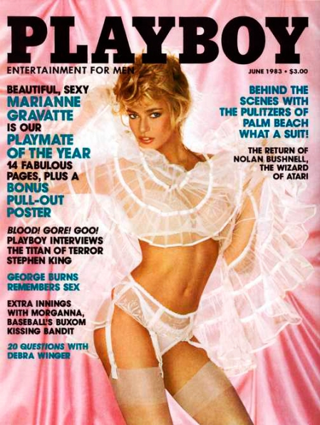 Playboy, juni 1983