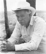 Den gamle cowboy-forfatter Jory Sherman (20. oktober 1932 - 28. juni 2014)