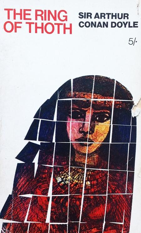 Paperback, John Murray 1968. Tegneren bag forsidens illustration er desværre ikke oplyst