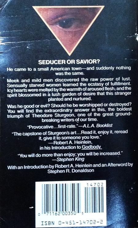 Paperback, Signet Books 1987