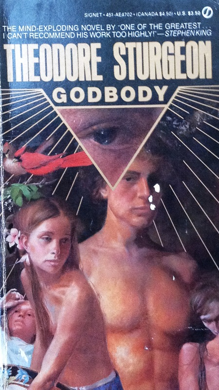 Paperback, Signet Books 1987. Forsidens skaber er ikke oplyst