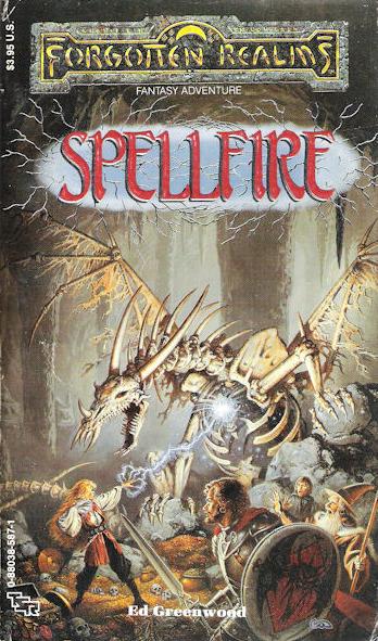Paperback, TSR 1987