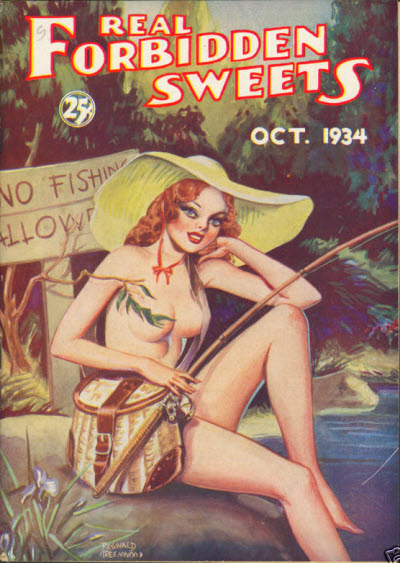 Real Forbidden Sweets, oktober 1934