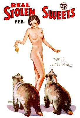 Real Stolen Sweets, februar 1935