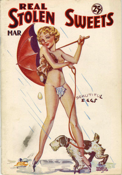 Real Stolen Sweets, marts 1935