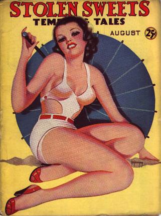 Stolen Sweets, august 1935