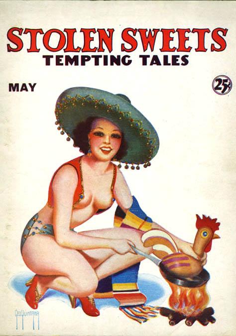 Stolen Sweets, maj 1935