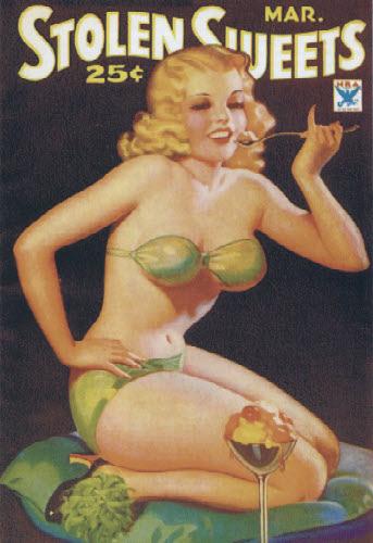 Stolen Sweets, marts 1934