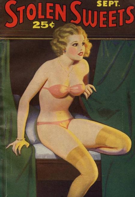 Stolen Sweets, september 1936