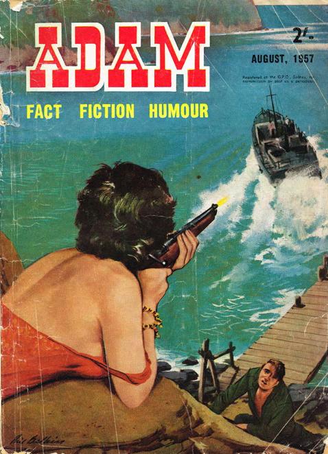 Adam, august 1957