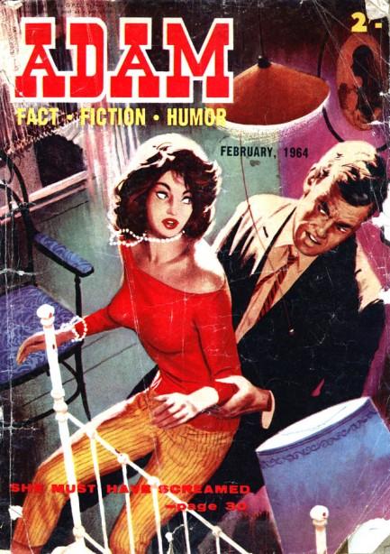 Adam, februar 1964