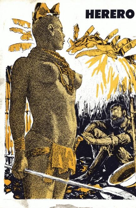 Adam, januar 1964. På pulp-eventyr i det mørke Afrika