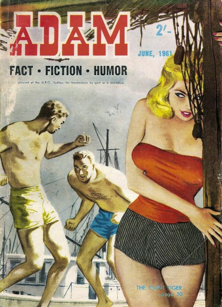 Adam, juni 1961