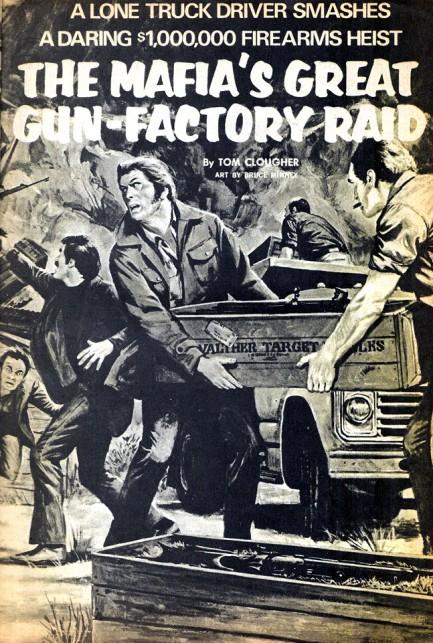 Adam, marts 1975. Krudt og kugler