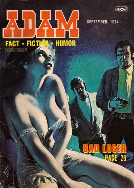 Adam, september 1974