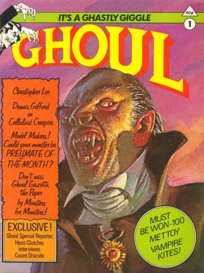 Ghoul, nr. 1 1976