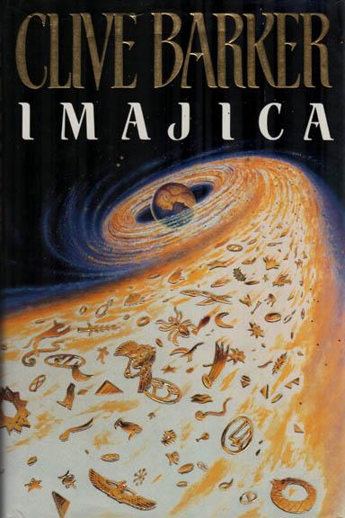 Hardcover, HarperCollins 1991. Den første, engelske udgave af romanen