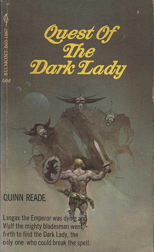 Paperback, Belmont Books 1969
