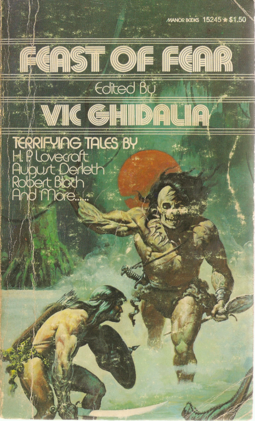 Paperback, Manor Books 1977