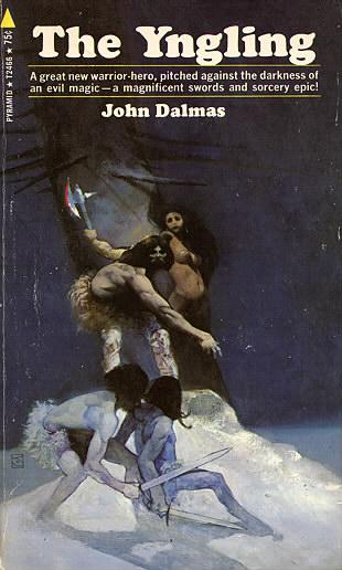 Paperback, Pyramid 1971
