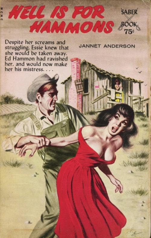 Paperback, Saber Books 1963