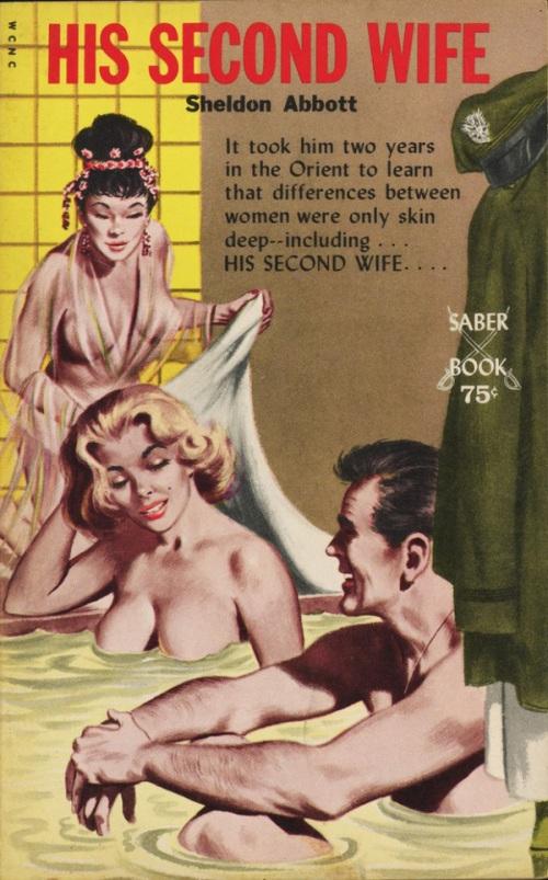 Paperback, Saber Books 1964