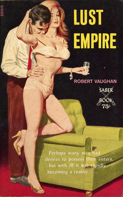 Paperback, Saber Books 1965