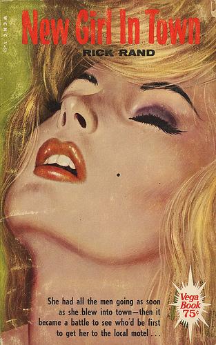 Paperback, Vega Books 1967
