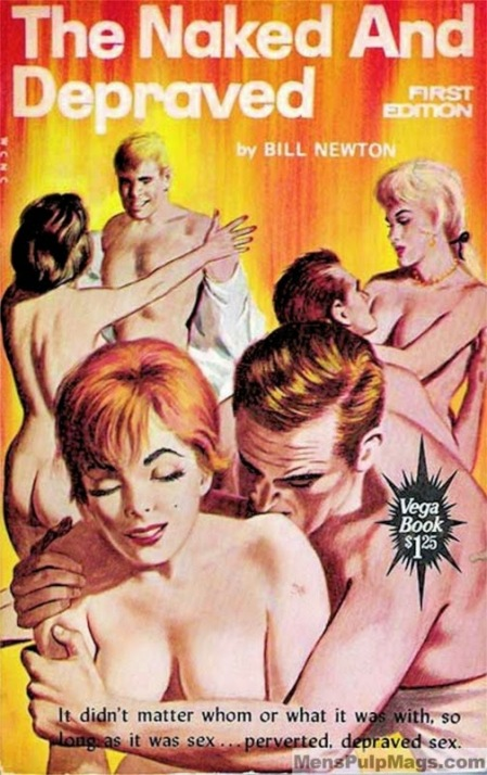 Paperback, Vega Books 1969