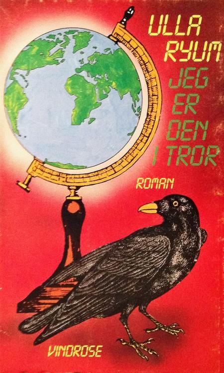 Paperback, Vindrose 1986. Den lidt tamme forside er tegnet af John Ovesen