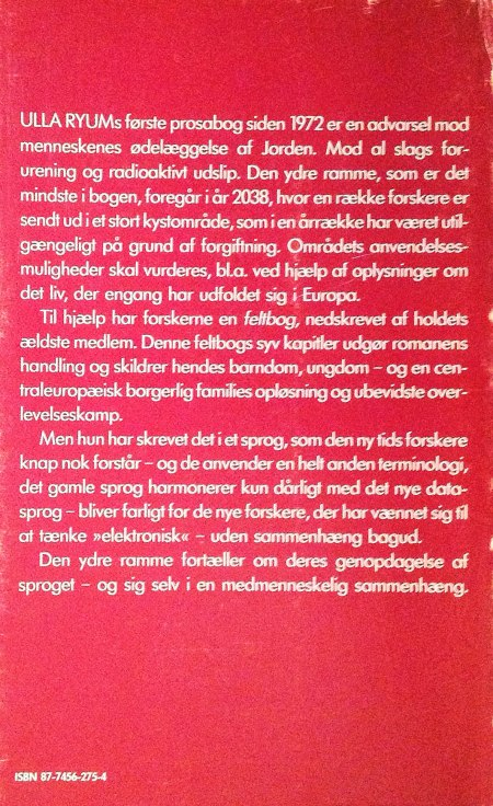 Paperback, Vindrose 1986