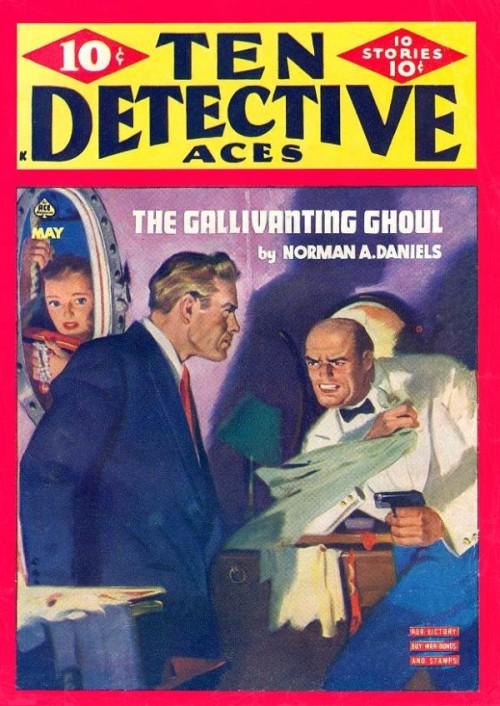 Ten Detective Aces, maj 1945