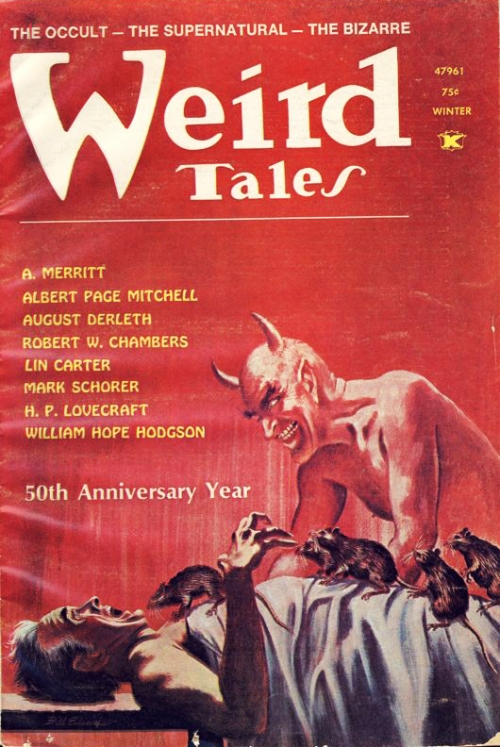 Weird Tales, vinter 1973