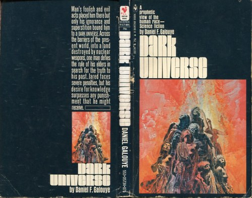 Paperback, Bantam Books 1971